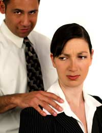 Sexual Harassment Workplace Work